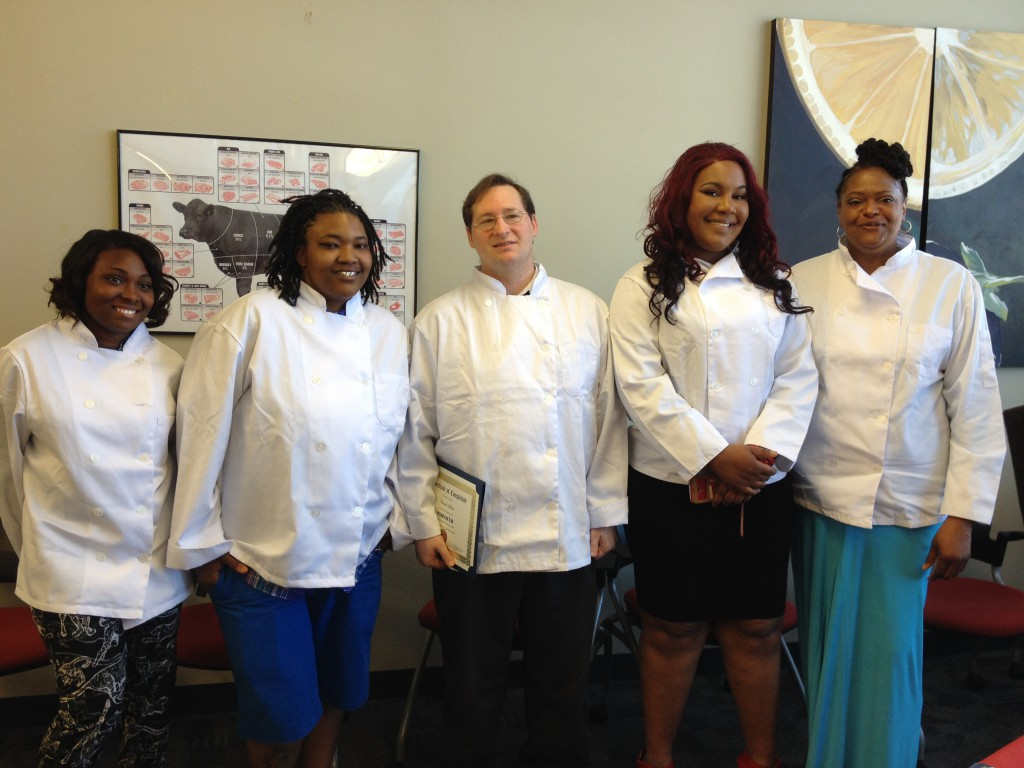 Moveable Feast's Culinary Training Program
