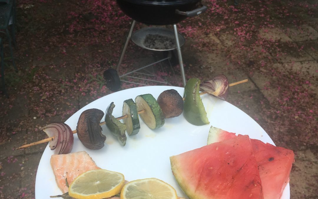 Summer Grilling with Community Dietitian Shawnee Seitz