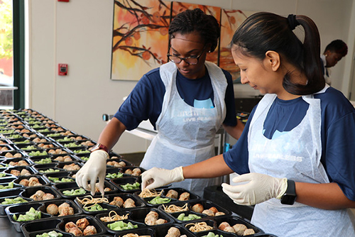 Meals, Produce Provide A Lifeline For Marylanders