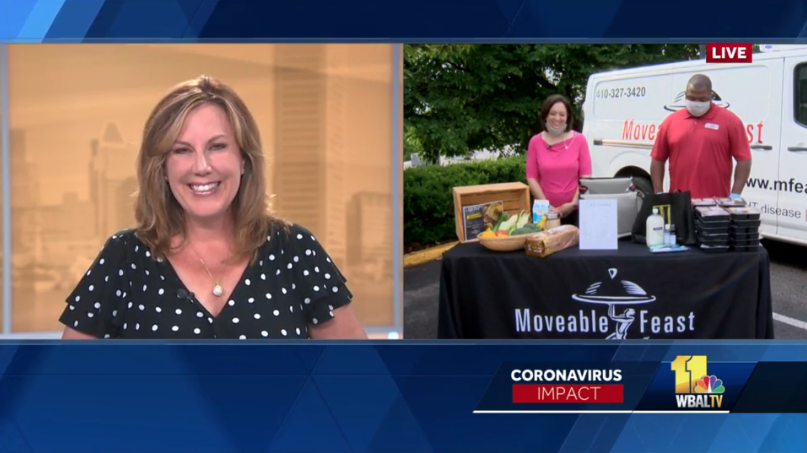Moveable Feast continues to help those in need