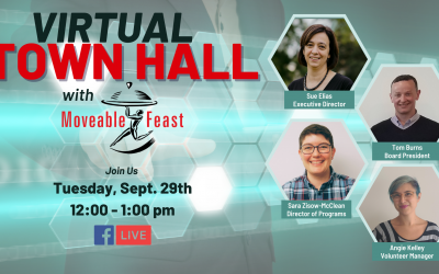 Virtual Town Hall with Moveable Feast