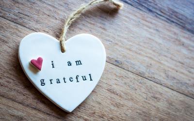 Gratitude is Generosity in Action