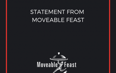 STATEMENT FROM MOVEABLE FEAST